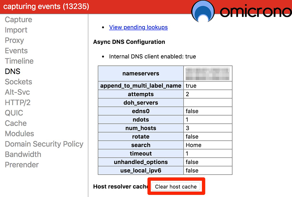 borrar-cache-DNS-chrome