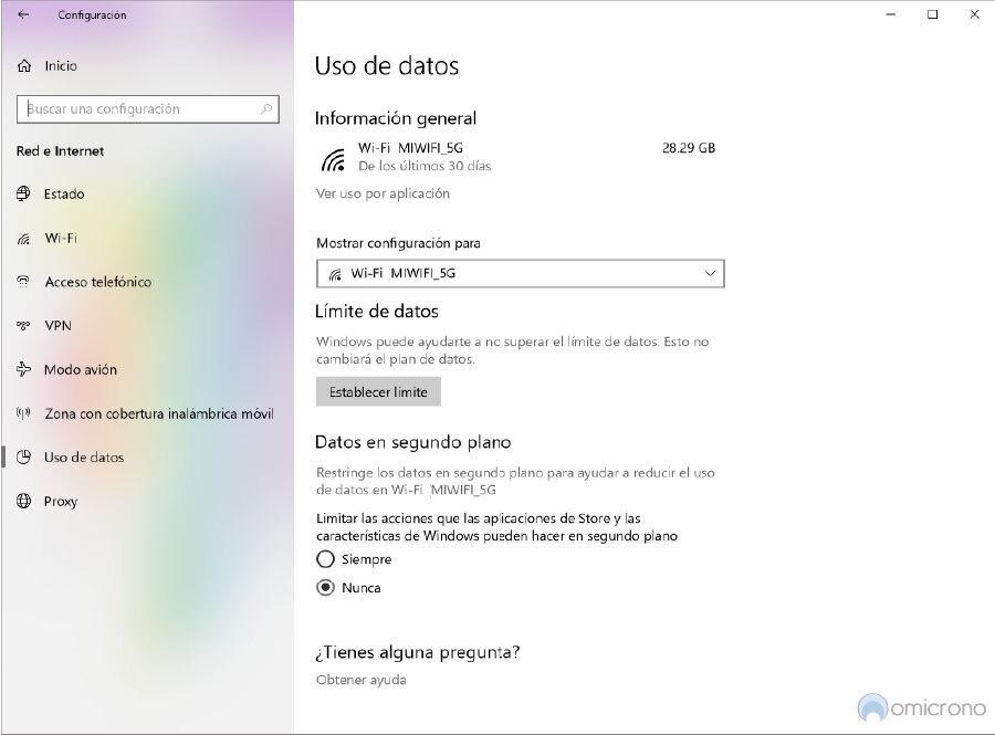 windows-10-uso-de-datos
