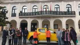 vehiculo proteccion civil iscar valladolid 1