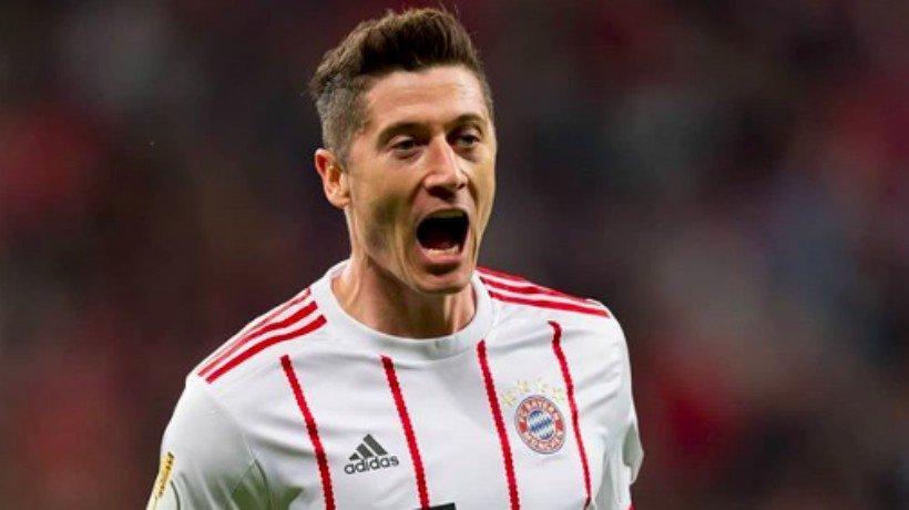 Presión para Lewandowski: pasa examen en el Santiago Bernabéu