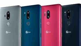LG G7 thinQ, el móvil más potente de LG con Inteligencia Artificial