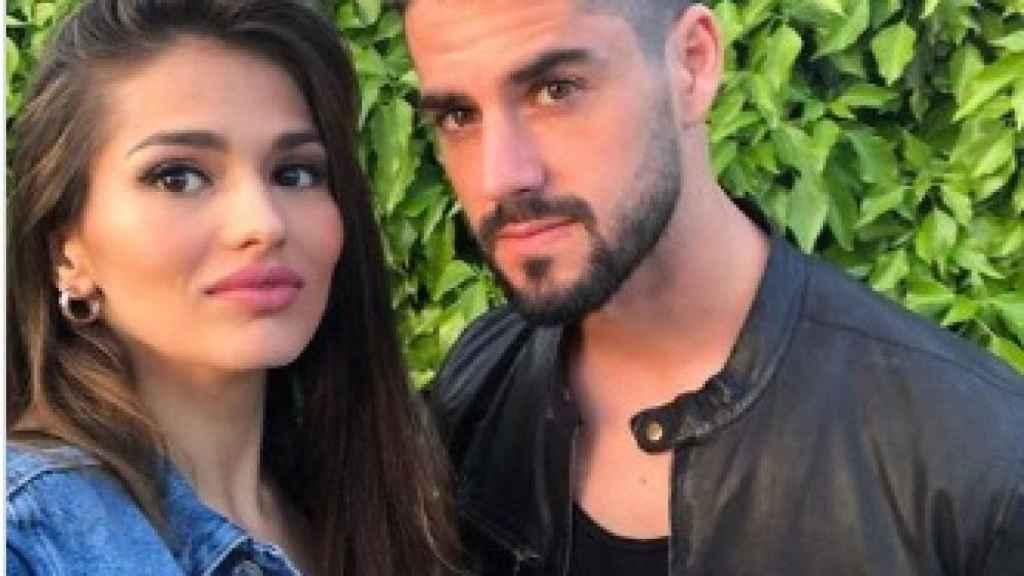 La nueva declaración de amor deIsco y Sara Sálamo