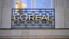 El logo de L'Oréal.
