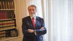 Jaime Mayor Oreja, en su despacho de la fundación Valores y Sociedad.