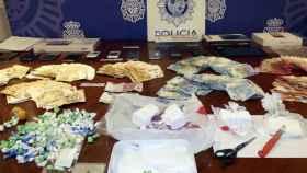 Palencia-cocaina-policia-nacional