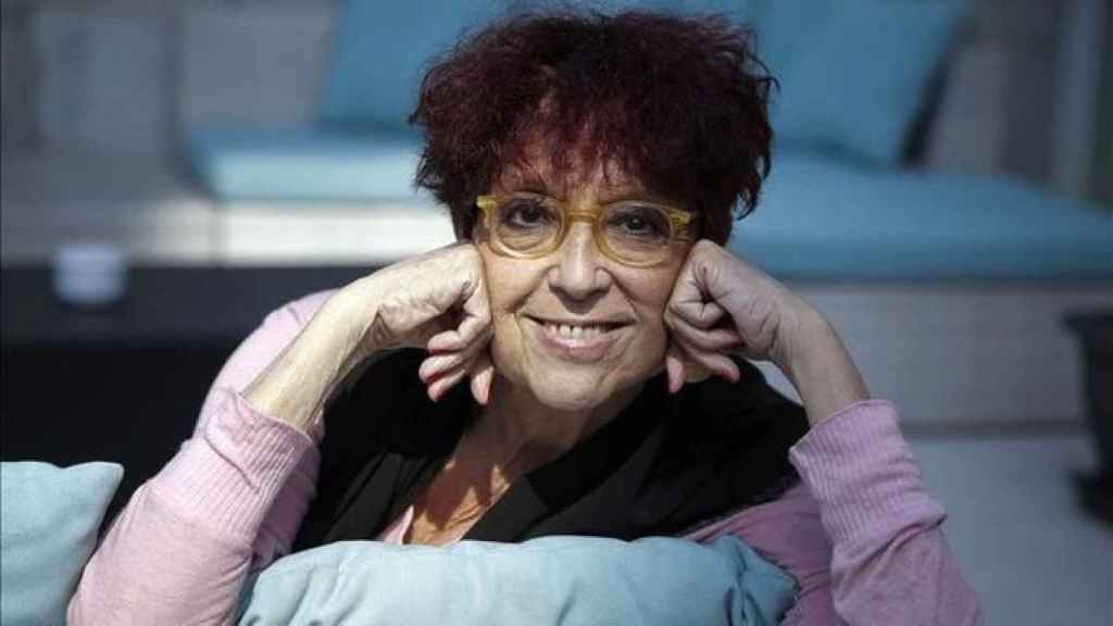 La periodista y escritora Maruja Torres.
