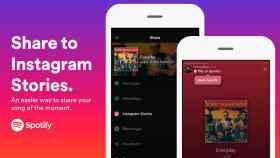 Cómo compartir tu música de Spotify en una Historia de Instagram