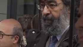 El juez González aparece por primera vez tras la sentencia de La Manada