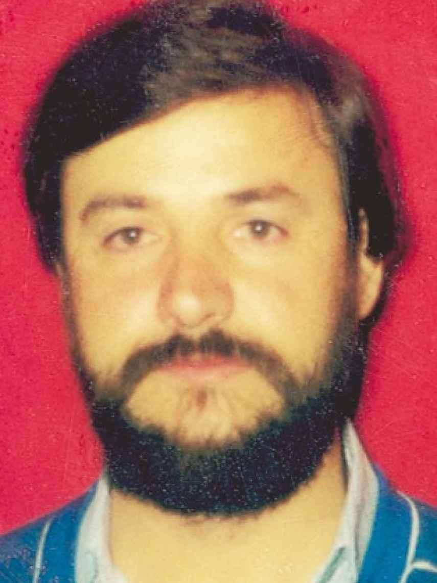 Mikel Lejarza, en otra imagen de archivo