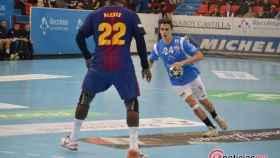 atletico valladolid - barcelona asobal balonmano 22