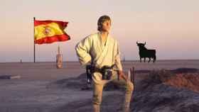 Así sería Star Wars si fuese una película española