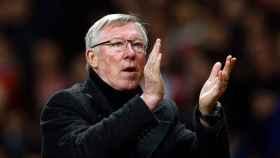 Ferguson, en su etapa como entrenador del Manchester United
