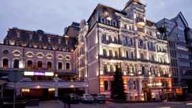 Hotel Opera donde se alojará el Madrid en Kiev. Foto: booking.com