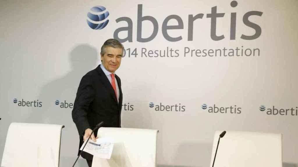 Junta de accionistas de Abertis.