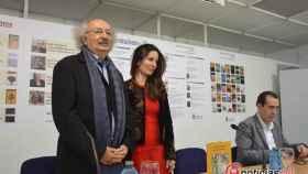 Antonio Colinas y Monica Velasco (1)
