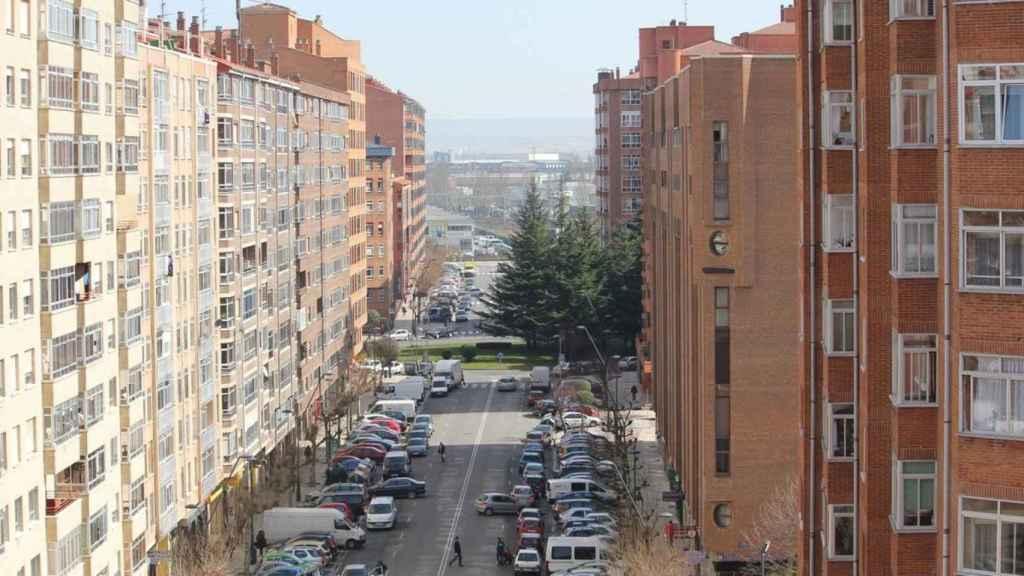 Barrrio de Gamonal, Burgos.