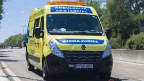regional-ambulancia-accidente-sacyl-emergencias