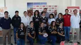 presentacion el salvador rugby femenino valladolid 1