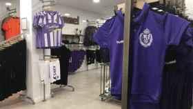 tienda real valladolid futbol 1