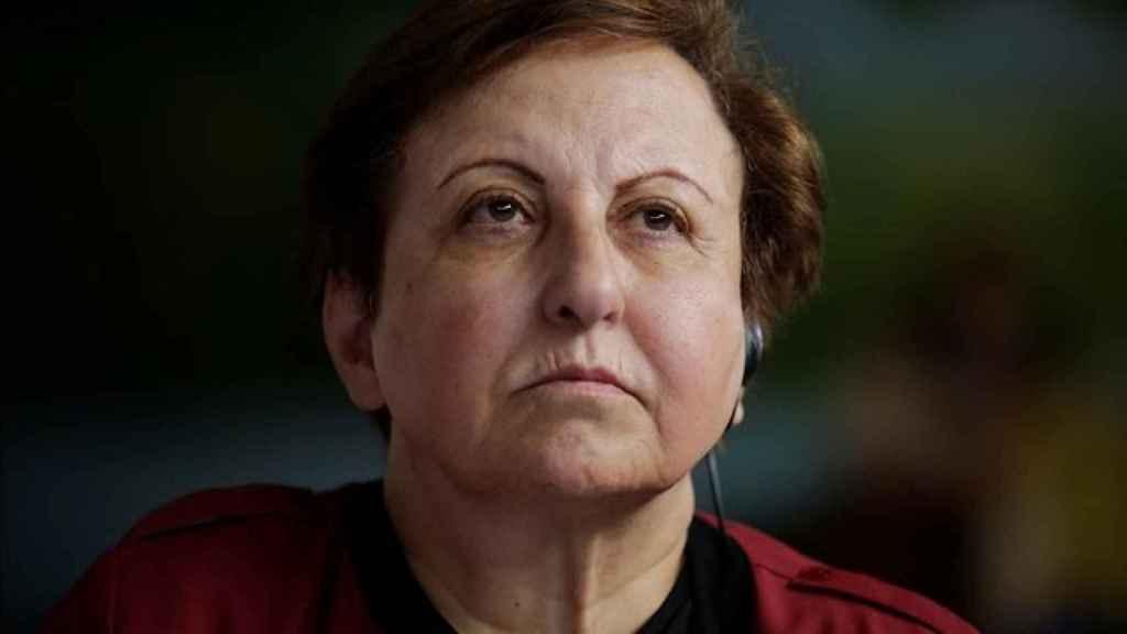 Ebadi en una imagen de archivo