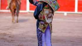 Christian Canano en su debut en Aguascalientes