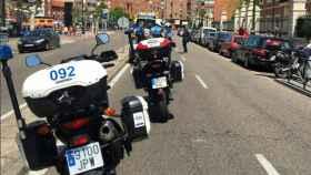 Valladolid-accidente-policia-delicias