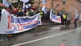 protesta policia municipal valladolid 9
