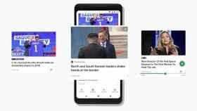 Google News se actualiza por completo, ahora con inteligencia artificial