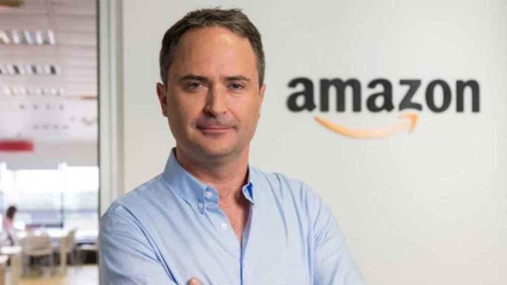 François Nuyts, exdirector de Amazon España