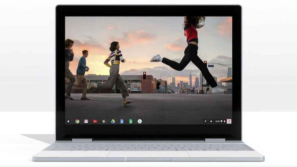 google pixelbook chrome os