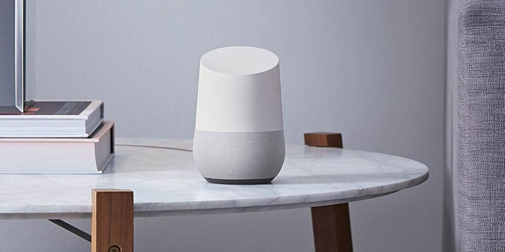 google home asistente virtual