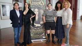 familia adams teatro calderon 1