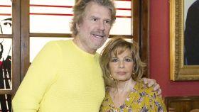 Edmundo Arrocet y Teresa Campos en imagen de archivo.