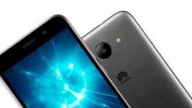 Nuevo Huawei Y3 2018, el primer Huawei con Android Go