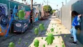 La realidad aumentada de Google en más móviles, novedades de ARCore