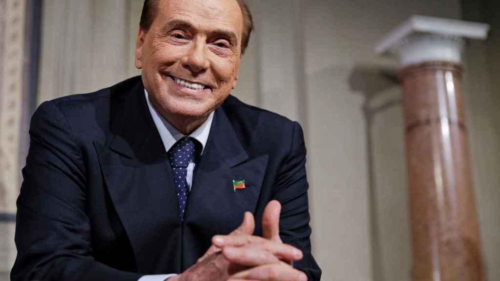Silvio Belusconi, líder de Forza Italia.