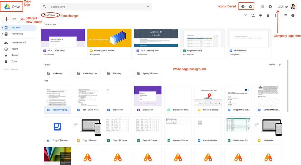 nuevo diseño google gmail cambios importantes
