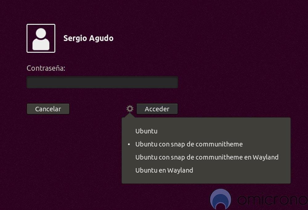 ubuntu-login-communitheme