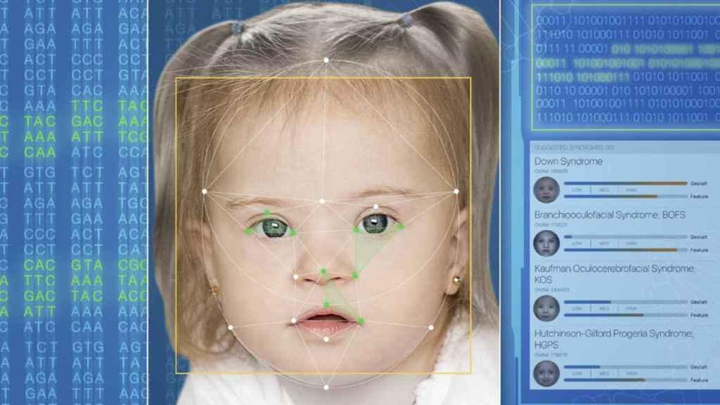reconocimiento facial inteligencia artificial niños perdidos