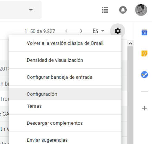 gmail smart compose redaccion inteligente 1