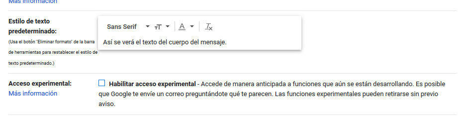 gmail smart compose redaccion inteligente 2