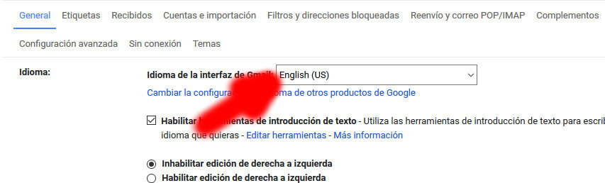 gmail smart compose redaccion inteligente 3
