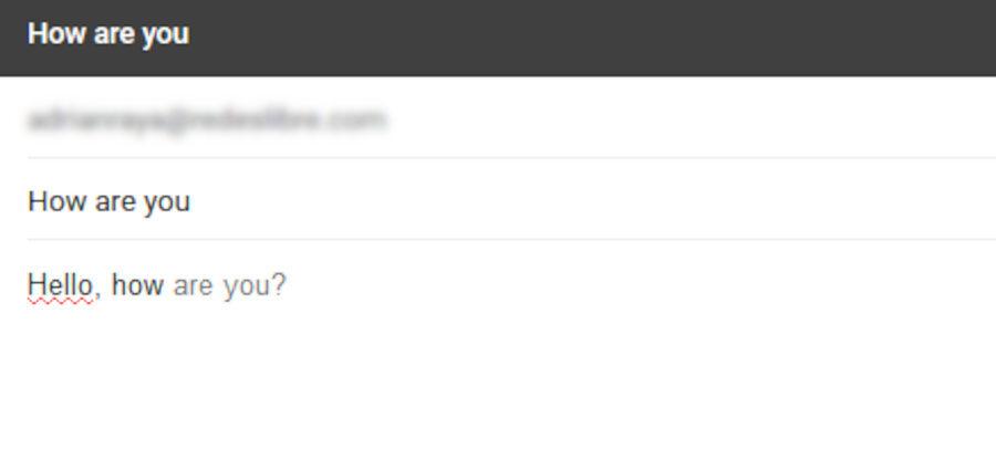 gmail smart compose redaccion inteligente 6