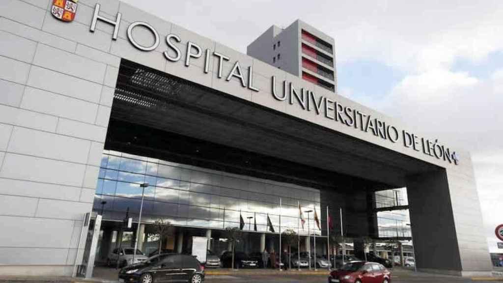 Hospital de León.