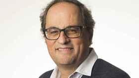 Quim Torra, candidato a presidir la Generalitat.