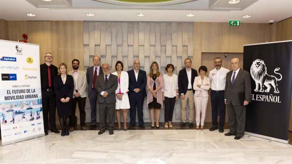Foro EL ESPAÑOL sobre El futuro de la movilidad urbana