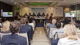 Plano general del Foro organizado por EL ESPAÑOL y Unicaja.