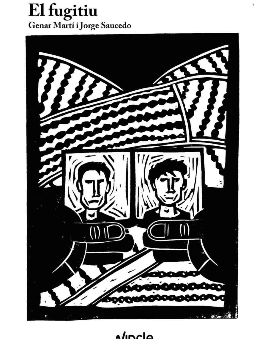 El Fugitiu, la portada del libro que investiga la fuga de Antonio Anglés.
