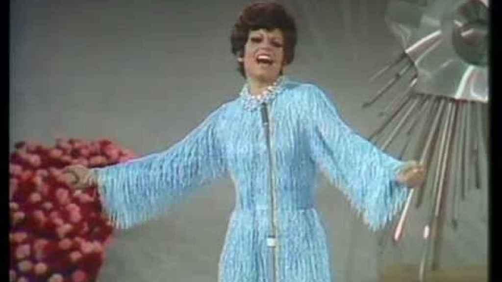 Salomé en Eurovisión.