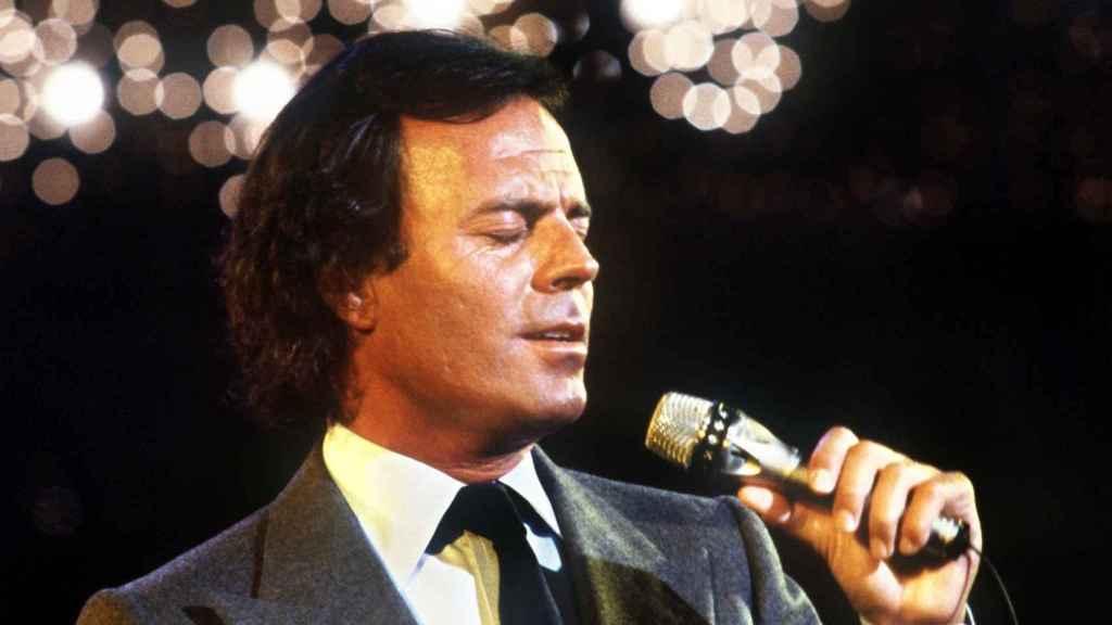 Julio Iglesias en Eurovisión.